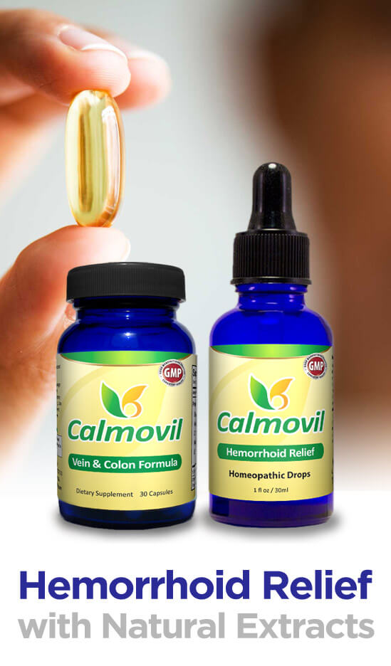 Hemorrhoid Treatment - Calmovil