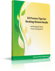 Healing itching piles eBook