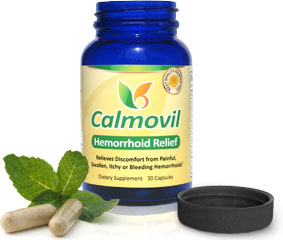 Calmovil Hemorrhoid Relief